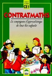 Isabelle Tauzin et Raymonde Rouch - Contratmaths CE1.