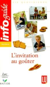 Isabelle Tepper - L'invitation au goûter.