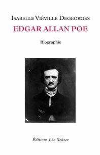 Isabelle Viéville Degeorges - Edgar Allan Poe.