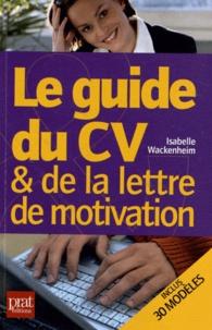 Le guide du CV et de la lettre de motivation.pdf