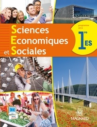 Isabelle Waquet - Sciences économiques et sociales 1e ES - Programme 2014.