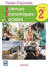 Isabelle Waquet - Scienes Economiques et Sociales 2de - Fichier d'activités.