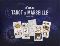 Isabelle Weiss et Clémence Daniel - L'art du Tarot de Marseille - 1 jeu de 78 cartes.