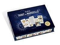 Isabelle Weiss - L'art du Tarot de Marseille - Le livre explicatif avec 1 jeu de 78 cartes.