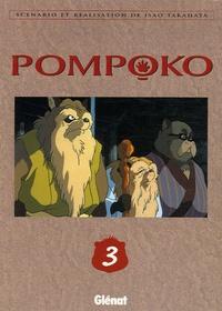 Isao Takahata - Pompoko Tome 3 : .