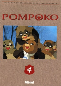 Isao Takahata - Pompoko Tome 4 : .