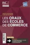 ISC Paris - Réussir les oraux des écoles de commerce.