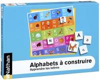 Isdey Cohen et Annick Mauffrey - Alphabets à construire.