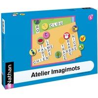 Isdey Cohen et Annick Mauffrey - Atelier Imagimots.