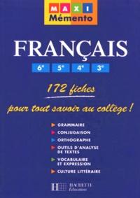Isdey Cohen et Annick Mauffrey - Français 6e, 5e, 4e, 3e.