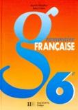 Isdey Cohen et Annie Mauffrey - FRANCAIS 6EME GRAMMAIRE FRANCAISE. - Edition 1992.