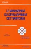 ISEOR - Le management du développement des territoires - Professionnalisme des consultants.