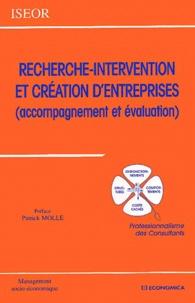 Accentsonline.fr Recherche-intervention et création d'entreprises (accompagnement et évaluation) Image