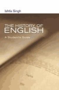 Ishtla Singh - History of English - A Sociolinguistic Approach.
