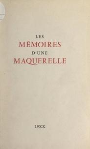 Isidore Isou - Les mémoires d'une maquerelle.
