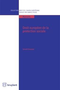 Droit européen de la protection sociale - Ismaël Omarjee pdf epub