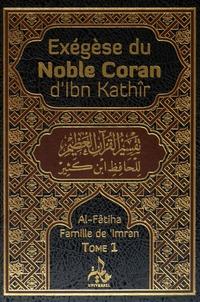 Ismaïl ibn Kathîr - Exégèse du Noble Coran - 4 volumes.