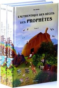Ismaïl ibn Kathîr - L'authentique des récits des prophètes - 2 volumes.