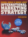 Isobel Doole - International Marketing Strategy.