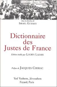 Galabria.be Dictionnaire des Justes de France Image