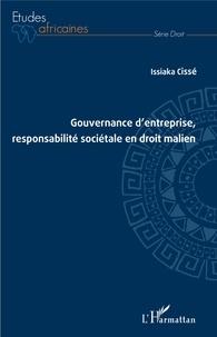 Histoiresdenlire.be Gouvernance d'entreprise, responsabilité sociétale en droit malien Image