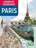 Isy Ochoa - Cahier de coloriages Paris - Petit format.