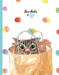 Deedr.fr Les chats d'Isy - Cahier bleu Image