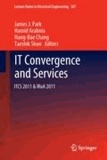 James J. Park - IT Convergence and Services - ITCS & IRoA 2011.