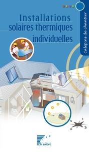 IT-FFB et  CSTB - Installations solaires thermiques individuelles.