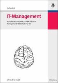 IT-Management - Betriebswirtschaftliche, ökonomische und managementorientierte Grundlagen.