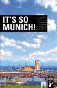 It's so Munich! - Your key to Munich's center and the districts of Glockenbach, Schwabing, Maxvorstadt, Haidhausen, Au, Neuhausen etc,.