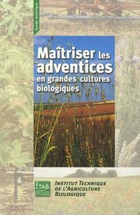 ITAB - Maîtrise des adventices en grandes cultures biologiques.
