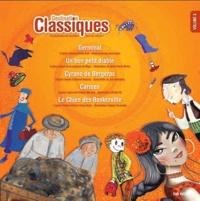 Itak éditions - Destination Classiques - Tome 3, Germinal, Un bon petit diable, Cyrano de Bergerac, Carmen, Le Chien des Baskerville.
