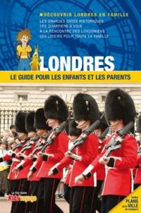 Itak éditions - Londres - Le guide pour les enfants et les parents.