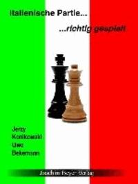 Italienische Partie – richtig gespielt.