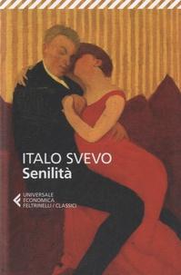 Italo Svevo - Senilità.