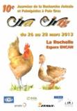ITAVI - 10e Journées de la recherche avicole et palmipèdes à foie gras (JRA-JRFG) - La Rochelle, Espace Encan, du 26 au 28 mars 2013. 1 Cédérom