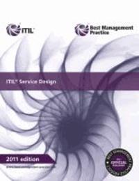 ITIL Service Design 2011.