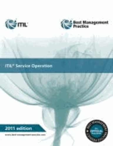 ITIL Service Operation 2011.