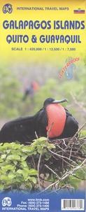 ITMB - Galapagos islands, Guayaquil & Quito - 1/ 4200 000.