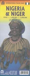 ITMB - Nigeria & Niger - 1/1 600 000 - 1/2 500 000.