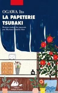 Télécharger des livres audio La papeterie Tsubaki 9782809713565