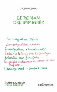 Itoua-Ndinga - Le roman des immigrés.