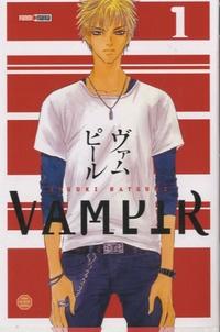 Itsuki Natsumi - Vampir Tome 1 : .