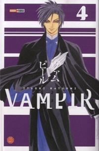 Itsuki Natsumi - Vampir Tome 4 : .