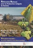 ITV France - Référentiel national pour la production intégrée de raisins - Diagnostic technique de production viticole intégrée.