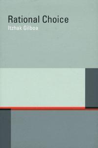 Itzhak Gilboa - Rational Choice.
