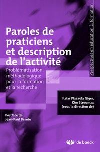 Lesmouchescestlouche.fr Paroles de praticiens et description de l'activité - Problématisation méthodologique pour la formation et la recherche Image