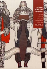 Iulian Ciocan - L'empire de Nistor Polobok - Portrait fêlé d'une Moldavie corrompue.