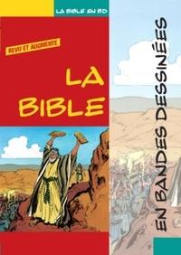 Iva Hoth et André Le Blanc - La Bible en bandes dessinées.
